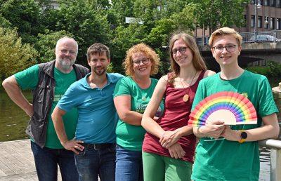 Vorstand der Grünen